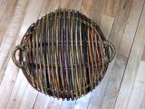 Coloured Willow Platter