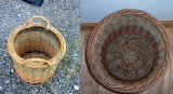 Connemara Log Basket