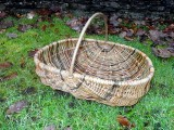 Large frame basket